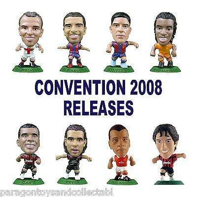 UK CONVENTION 2008 MicroStars - Choice of 8 different Gold Base