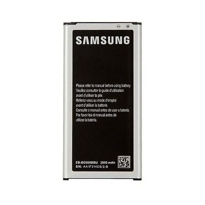 Brand New OEM Samsung * Galaxy S5 S 5 V Battery EB-BG900BBU NFC 2800mAh ORIGINAL