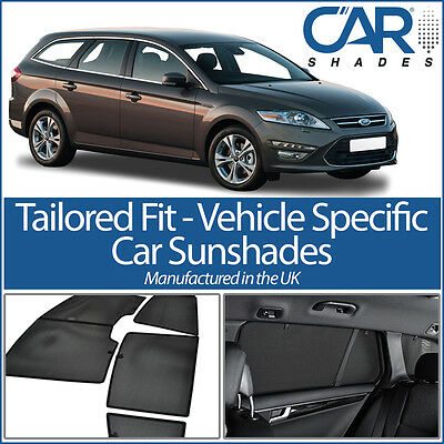 Ford Mondeo Estate 2007-14 CAR WINDOW SUN SHADE BABY SEAT CHILD BOOSTER BLIND UV