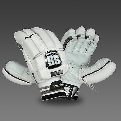 SS TON Test Batting Gloves Test Grade RH/LH + Free Inners & Shipping + AU Stock