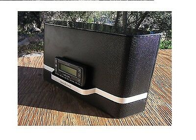 Sirius XM Boombox Portable Speaker Dock and Sirius Stratus 6 and Complete KIT
