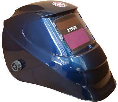 Welding Mask Automatic, R-Tech Speedmaster II - with grinding mode