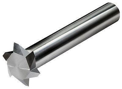 "3/4"" AlTiN Carbide Single Profile Thread Mill x 3/8""Shank 7-16 TPI Micro100 USA"