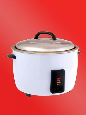 New Crown Commercial Rice Cooker 30 Cup 5.6L Automatic