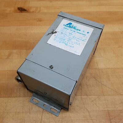 ACME T-2-53010-S Transformer 1.0kva Primary 240-480v Secondary 120-240v