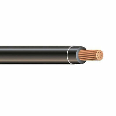 2000' 10 Gauge XLP USE-2 RHH RHW-2 Building Wire Copper Direct Burial Cable