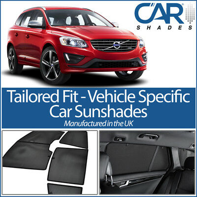 Volvo XC60 5dr 2009-2017 CAR WINDOW SUN SHADE BABY SEAT CHILD BOOSTER BLIND UV