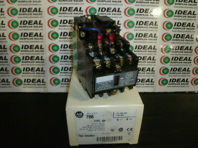 Allen Bradley700-Nm600A1 Relay **new In Factory Packaging**