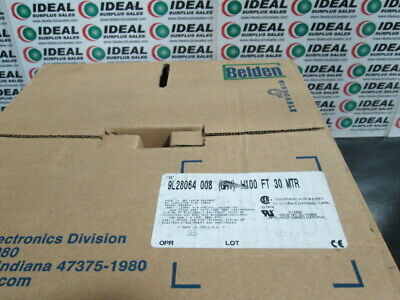 Belden 9L28064 Cable New In Box
