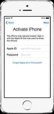 official iCloud ID/owner checker by IME (this will not give password or remove)