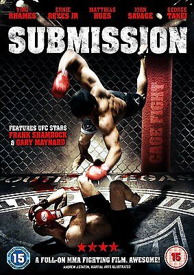 Submission Dvd Ving Rhames Brand New & Factory Sealed