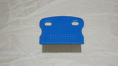 Dog Or Cat Flea Comb - Flea - Pet - Comb - Cats - Dogs - Grooming - Strong - New