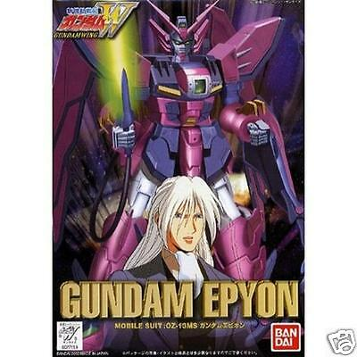 BANDAI GUNDAM EPYON 1/144 Scale MODEL KIT New!!! Wing Action Figure Last one!