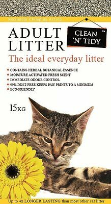 Clean 'N' Tidy Adult Cat Litter