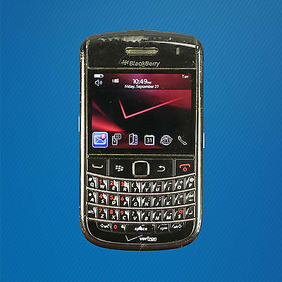 Fair - BlackBerry Bold 9650 (Verizon) QWERTY Smartphone - SEE NOTES - Quick Ship