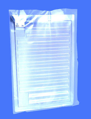 """Pack of 5 Aquarium Condensation Trays Fish Tank Covers in 2 Sizes 18"""" or 24"""""""