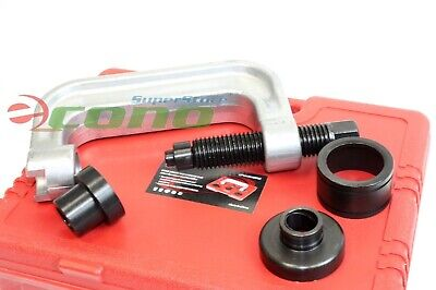 Mercedes Benz W220 W211 W230 Ball Joint Installer Remover Tool W/ FORGED C-Clamp