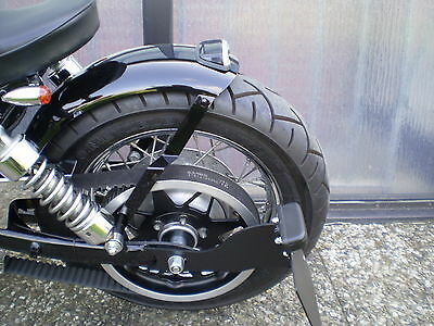 Custom Heckfender, Chopper Fender, Old Style Rear Fender 140mm