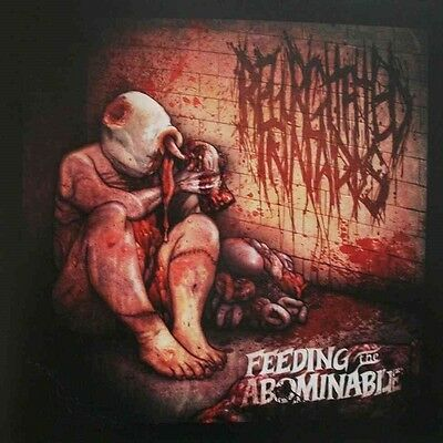 "Regurgitated Innards ""Feeding The Abominable"" EP [SWEDISH FAST INSANE GRINDCORE]"