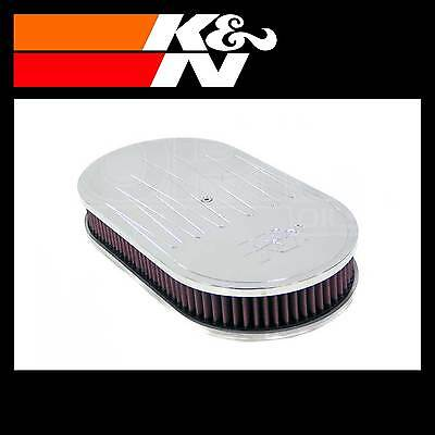 K&N 66-1490 Air Filter Assembly - Custom Assembly - K and N High Flow Assembly