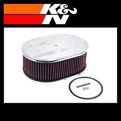 K&N 66-1560 Air Filter Assembly - Custom Assembly - K and N High Flow Assembly