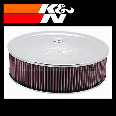 K&N 60-1260 Custom Assembly - K and N High Flow Assembly