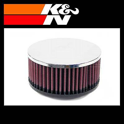 K&N RC-0650 Air Filter - Universal Chrome Filter - K and N Part