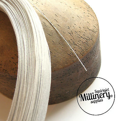 Super Fine 0.4mm (46 Gauge) Cotton Covered Millinery Wire - 6 COLOURS!
