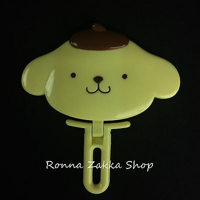 New Japan Licensed Sanrio Original Pompompurin Purin Dog portable mirror stand