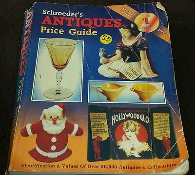 Schroeder's  Antiques  Price  Guide--Thirteenth  Edition - 1995