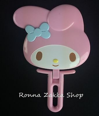 New Japan Licensed Sanrio Original My Melody portable mirror holder stand