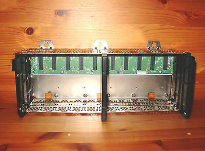 * Tested * Allen Bradley 1756-A10 Series B 10 Slot ControlLogix Chassis Rack