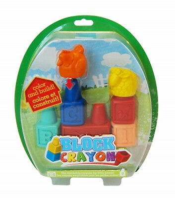 Colorific Block Crayons-7 pieces-PRICE REDUCED!