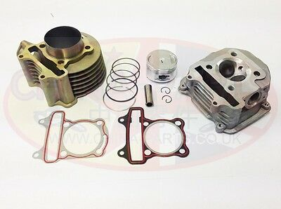 Scooter Top End Big Bore Kit 150cc to fit Chinese GY6 125cc