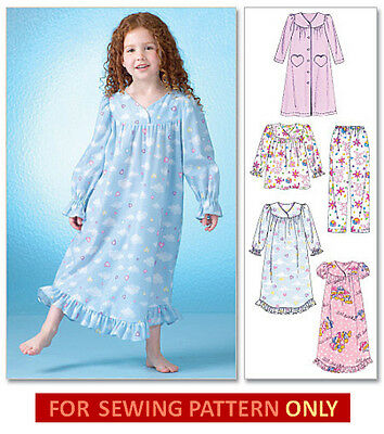 SIMPLICITY IT\'S SEW Easy Sewing Patterns Child Girls Boys Tweens ...