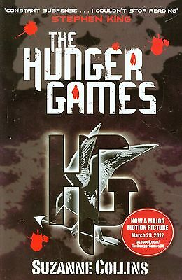 The Hunger Games by Suzanne Collins - Brand New Paperback - 9781407109084