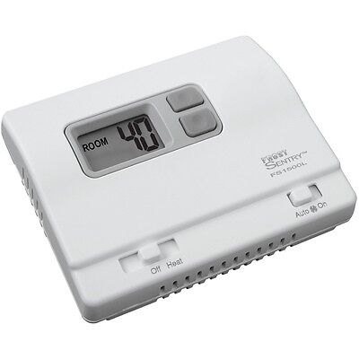 ICM Controls FS1500L Frost Sentry Garage Heater Thermostat Non-Programmable