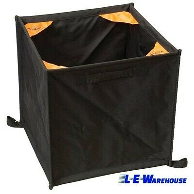 "Weaver Leather Arborist Lineman Throw Line Storage Cube - 16"" Collapsible"