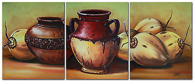 Cuban Artist Painter/ J. Mariano Gil/Oil Painting Original/ Realism Still Life