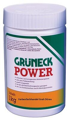 Grüneck Power Abbeizer 1 kg / € 12,88/kg