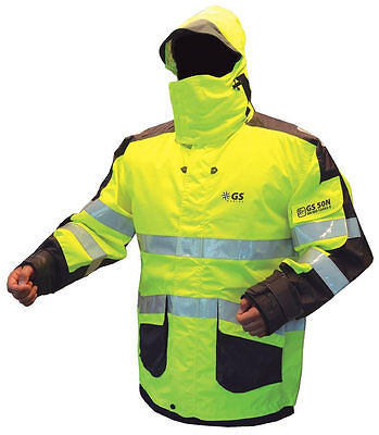 Veste Flottante Security 50N Taille Xxl