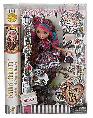 Ever After High Bambola BRIAR BEAUTY 30cm Vera Primavera by Mattel CDM52