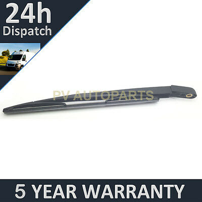 """For Bmw X3 E83 14"""" 355Mm (2004-2010) Rear Wiper Arm + Blade Kit"""