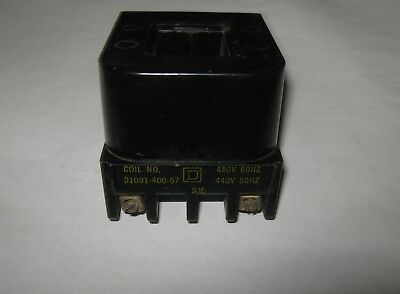 New Square D Magnetic Coil C31096-416-24 480v @ 60hz 440v @ 50hz  G7