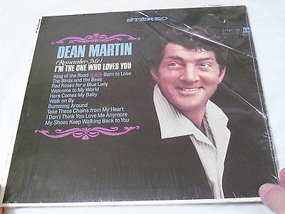 """DEAN MARTIN*I'M THE ONE WHO LOVES YOU*REPRISE STEREO*1965*12""""33 RPM LP*POP"""