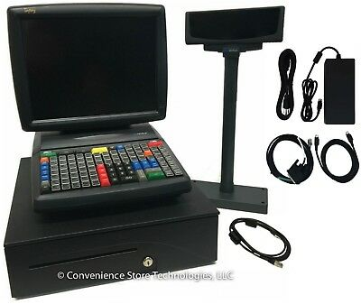 Verifone Topaz XL II Touch Screen System P050-02-310 for Sapphire/Commander