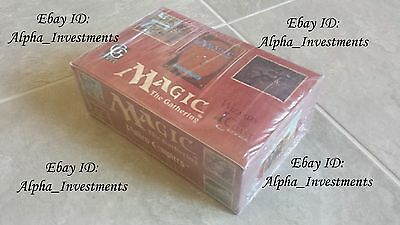 Fallen Empires Booster Pack Box Factory Sealed NEW 60 Packs Hymn to Tourach