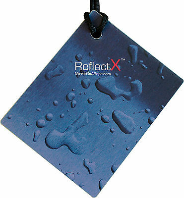 ReflectX Shower Mirror by Mirror On A Rope