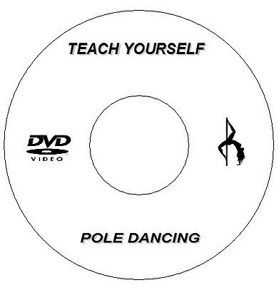 Teach Yourself How To Pole Dance Beginners Step By Step Fitness Exersise Dvd