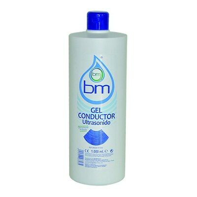 Gel conductor transparente 1000 ml